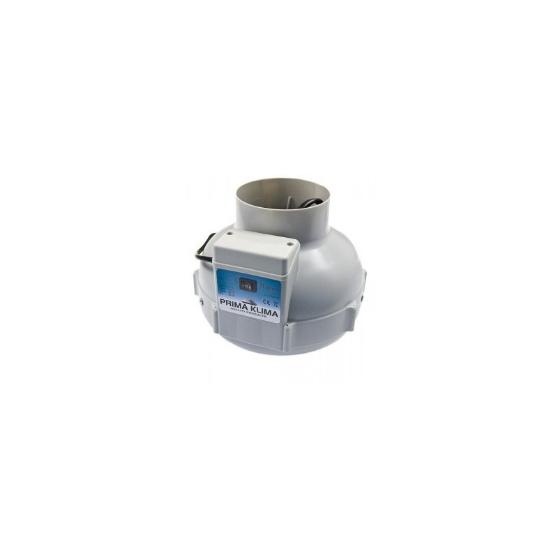 Extracteur d'air VPK 160mm 420-800m3/h 2 vitesses Prima Klima-Extracteurs- growstore.fr