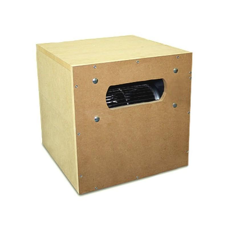 Caisson d'extraction Air Box One ECO 500m3/h-Extracteurs insonorisés- growstore.fr