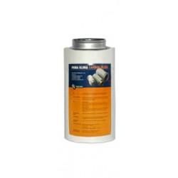 Filtre à charbon 125-250mm 360m3/h