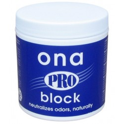 ONA Block Pro 175gr-Gels & Blocs- growstore.fr