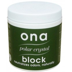 ONA Block Polar Crystal 175gr-Gels & Blocs- growstore.fr