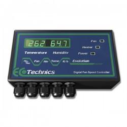 Evolution Digital Fan Speed Controller Ecotechnics-Contrôleurs & Variateurs- growstore.fr