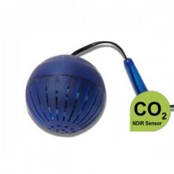 Evolution Sonde CO² Ecotechnics