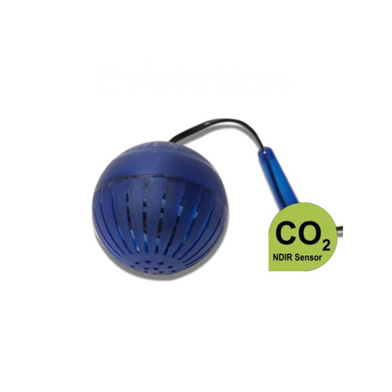 Evolution Sonde CO² Ecotechnics-Gestion du CO²- growstore.fr