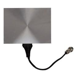 Plaque chauffante 15x20cm pour presse à rosin automatique 20T - QNUBU