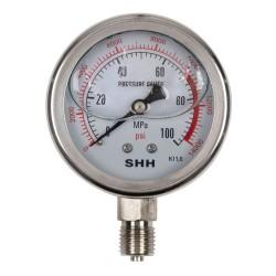 Jauge de pression pour presse à rosin hydraulique PRO 20T - QNUBU
