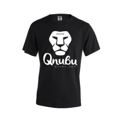 T-shirt noir Homme - S/M/L/XL - QNUBU