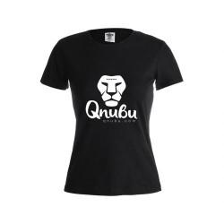 T-shirt noir Femme - M/L/XL/XL - QNUBU