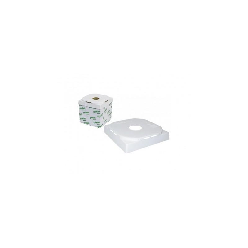 Cube Cap 7.5x7.5cm