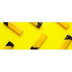 Briquet jaune 1er prix - BELFLAM