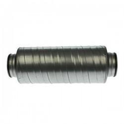 Silencieux métal 160-600mm