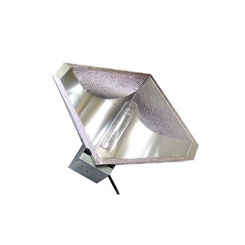 Réflecteur Diamond 400W avec câble-Réflecteurs ouverts- growstore.fr