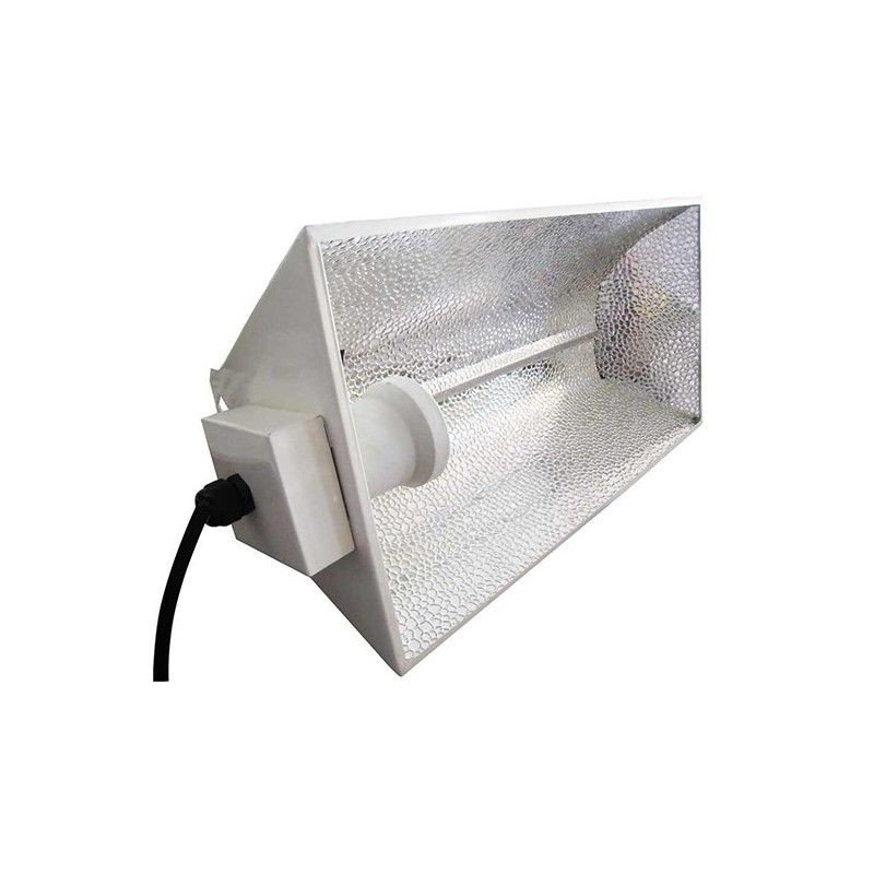 Réflecteur Quality 48x25x15cm avec câble-Réflecteurs ouverts- growstore.fr