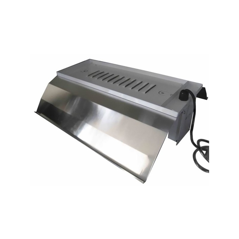 Réflecteur CFL 50x40cm avec câble-Réflecteurs lampes ECO- growstore.fr