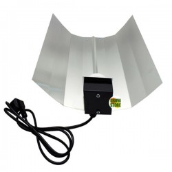 Réflecteur Plasma Light 50x40cm avec câble-Réflecteurs lampes ECO- growstore.fr