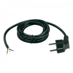 Cordon secteur 2m câble +...