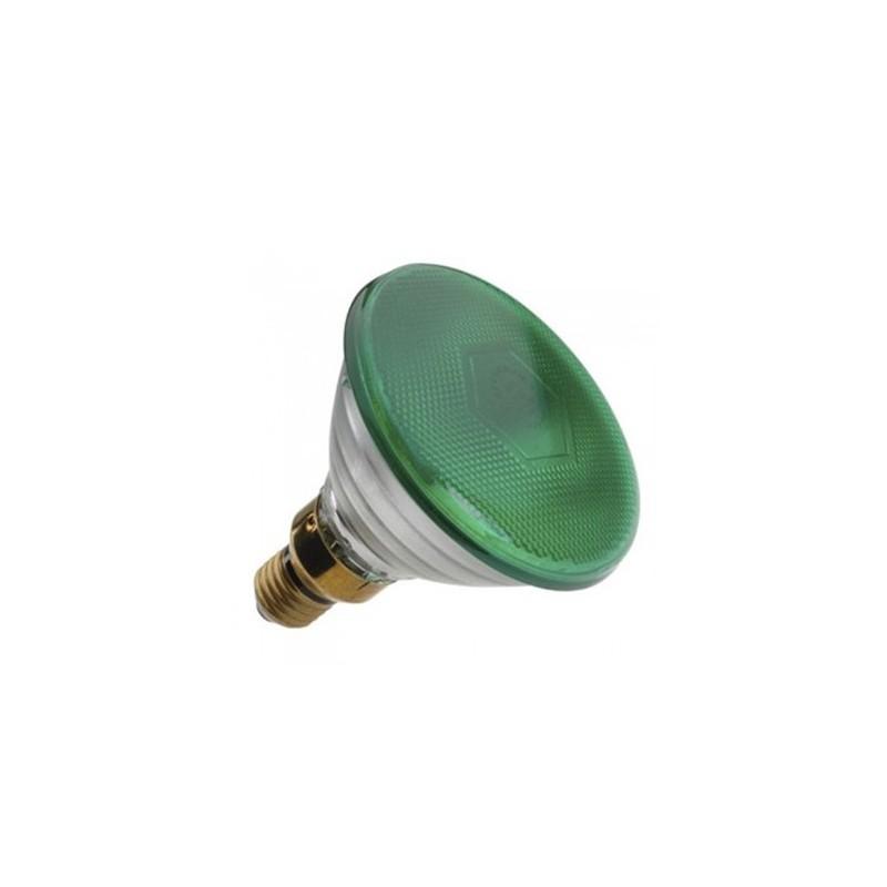 Ampoule Sylvania Verte 80W E27-Lampes vertes- growstore.fr