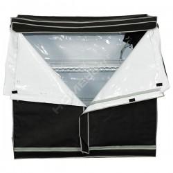 Chambre de culture Clonebox Classic White 125x65x120cm Homebox-Classic- growstore.fr