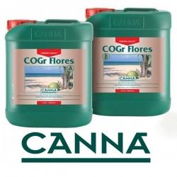 Canna Cogr Flores A+B 5L-Spécifiques Coco- growstore.fr