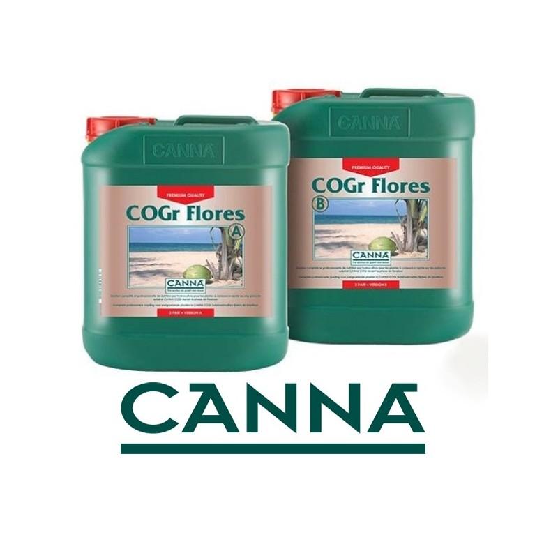 Canna Cogr Vega A+B 5L-Spécifiques Coco- growstore.fr