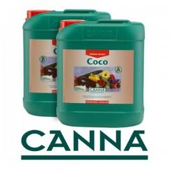 Engrais Croissance & Floraison - Coco A+B - 10L - CANNA