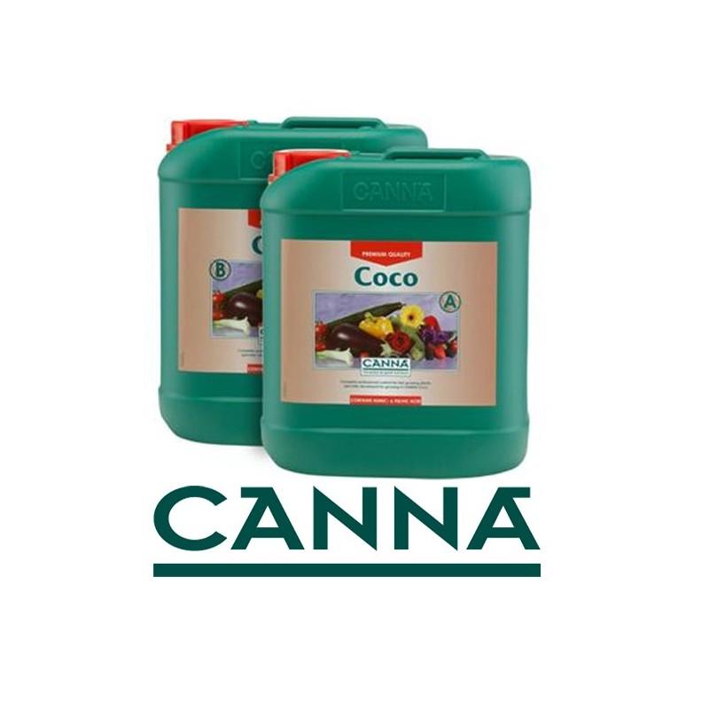Canna Coco A+B 5L-Spécifiques Coco- growstore.fr