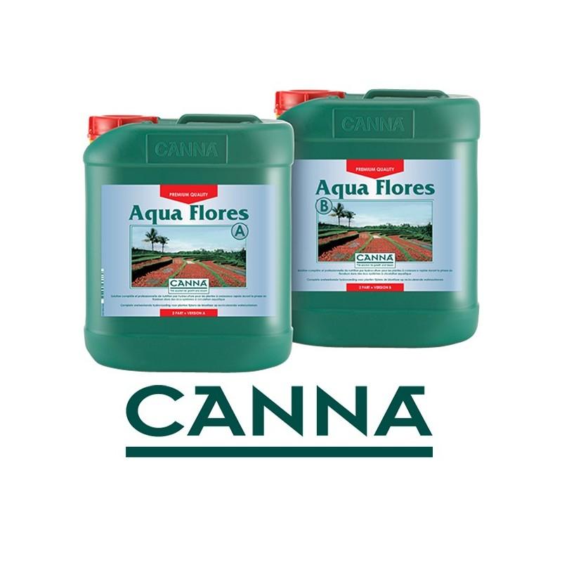 Canna Aqua Flores A+B 10L-A+B- growstore.fr