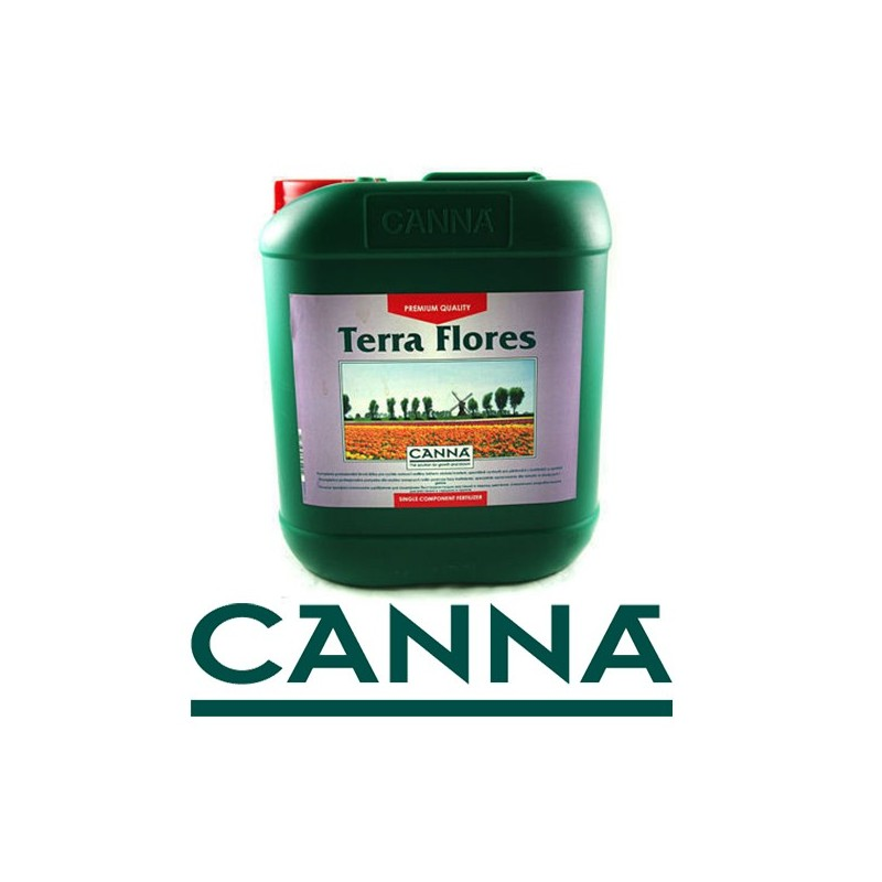 Canna Terra Flores 5L-Canna- growstore.fr
