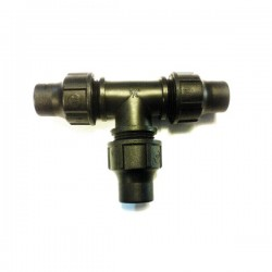 Raccord T Palaplast 20mm-Irrigation 20mm- growstore.fr