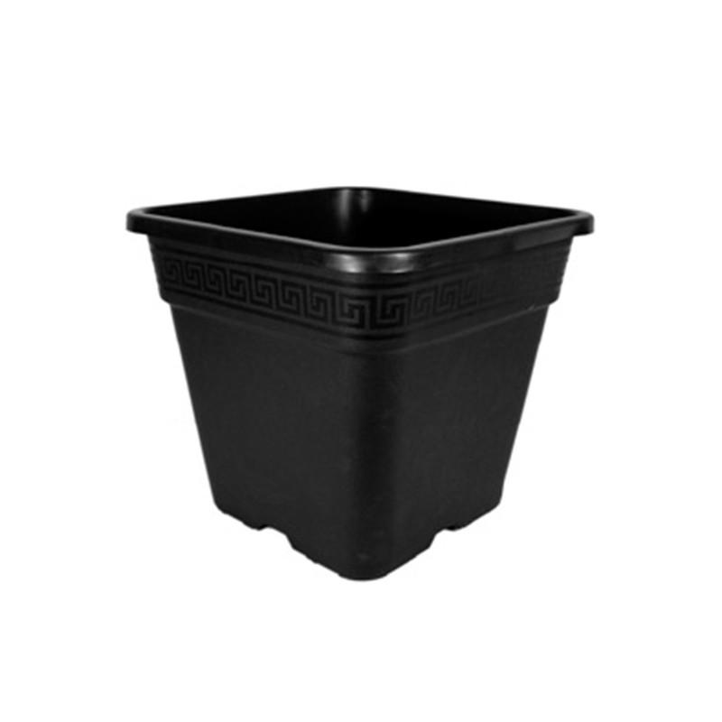 Pot carré Vega 14L 28,5x28,5x28cm-Pots & Contenants- growstore.fr