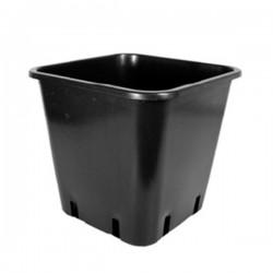 Pot carré 11L 22x22x26cm-Pots & Contenants- growstore.fr