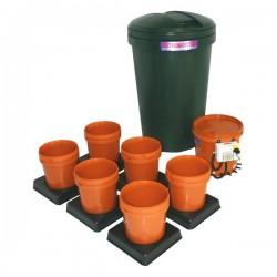 Multiflow System 6 pots 9L