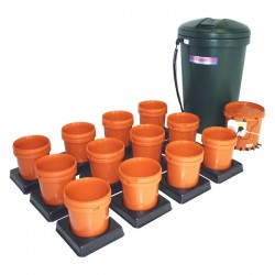 Multiflow System 12 pots 9L