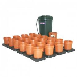 Multiflow System 24 pots 9L