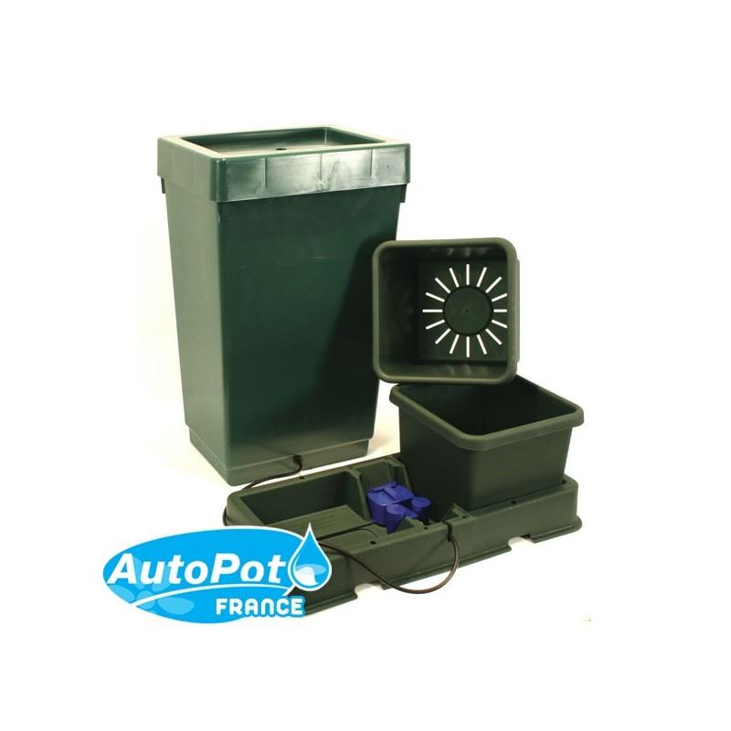 AutoPot Easy2Grow Kit 2 Pots 8,5 L-Systèmes Hydroponiques- growstore.fr