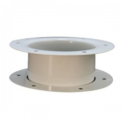 Flange universelle 125mm pour Box-Flanges- growstore.fr
