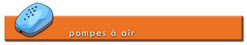 Pompes à air
