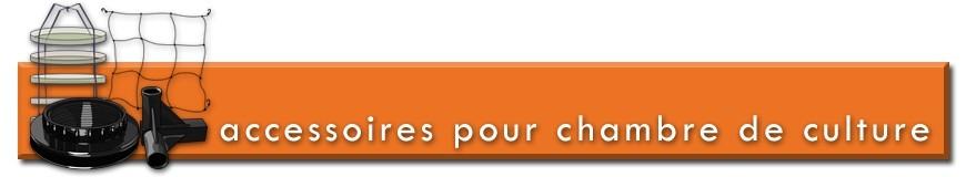 Accessoires pour chambres de culture, tentes, box et placards Growstore.fr