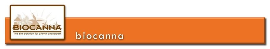 Engrais Biocanna pour la culture organique de plantes