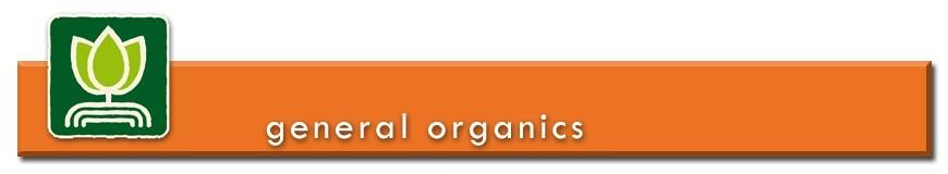 Engrais General Organics pour la culture organique en terre