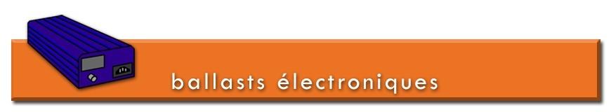 Ballasts électroniques pour lampes HPS et MH