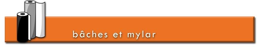 Bâches & Mylar