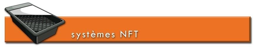 Systèmes NFT pour la culture hors-sol