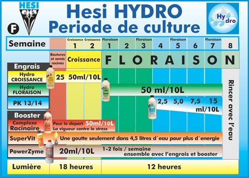 schema hesi hydro